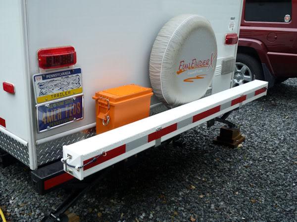 Sewer Hose Storage Mod On My 189 Fbs Funfinderclub