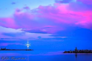 Grand Marais Harbor and Lighthouse from Grand Marais Campground.jpg