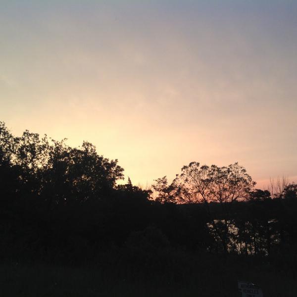Sunrise pic #2