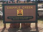 Cripple Creek campground