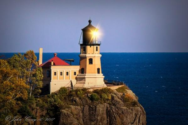 Split Rock Lighthouse; Lake Superior, MN
