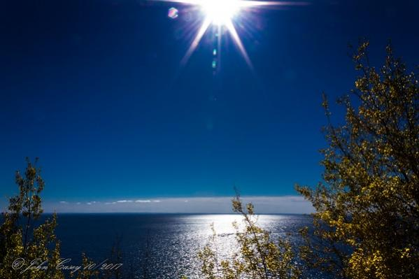 Lake Superior Overlook; Near Grand Marais, MN