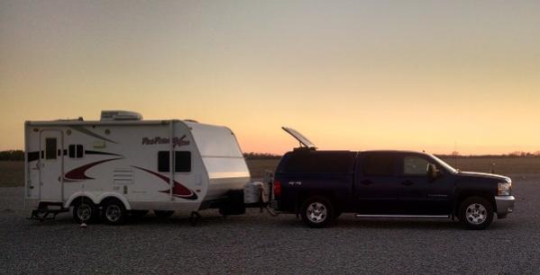 Kansas Campground