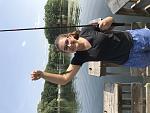 Fishing for fun