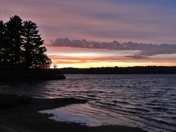 Twin Lakes Campground, Toivola MI