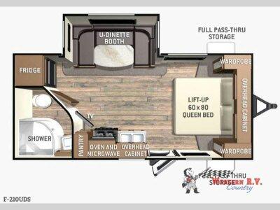 Floor Plan 210uds
