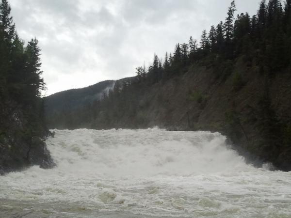 2017 Banff Bow Falls