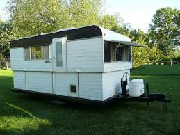 First RV in 1991. 17 foot TowLow