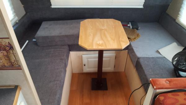 Snack Table Installed 002