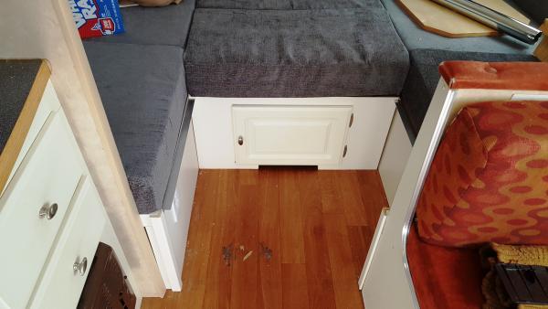 Bed Base Laminated 014