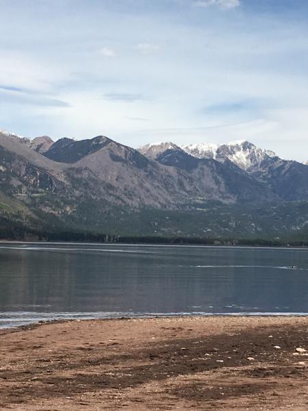 Vallecito Lake, CO