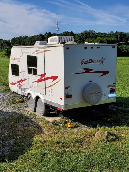 2008 Fun Finder For Sale