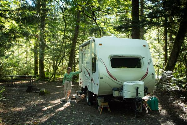 North Cascades, Wash., June 2014